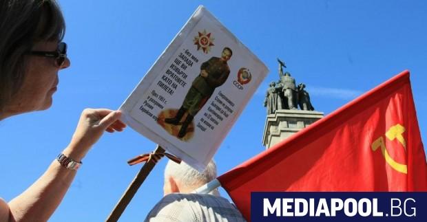 Българският 9 май започна с тържествено вдигане на европейския флаг