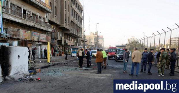 Четири жертви на атентат в Багдад