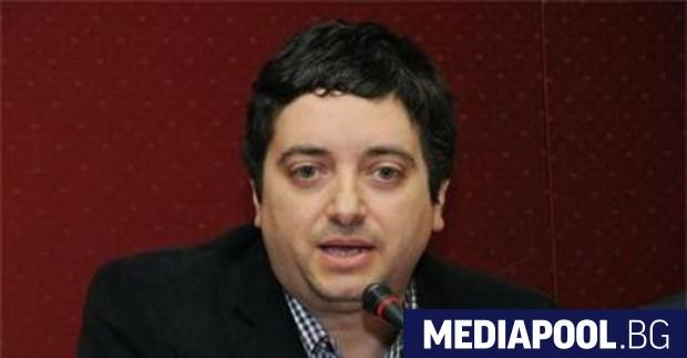 Снимка: Витомир Саръиванов става шеф на спорта в БНТ