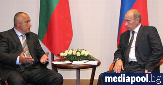 Българският премиер Бойко Борисов заминава на спешна среща с руския