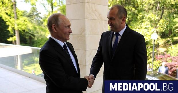 Президентът Румен Радев осъществи дълго мечтаната си среща с Владимир
