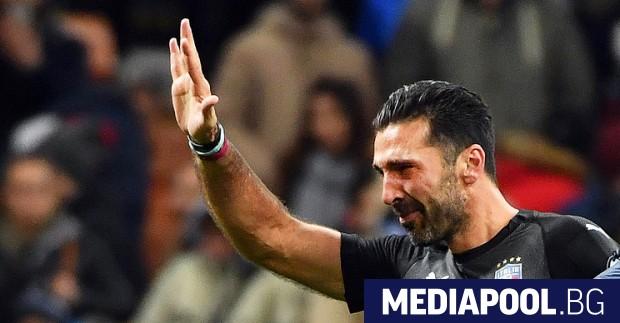 Джанлуинджи Буфон След 17 сезона на вратата на италианския футболен
