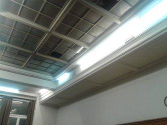Покривът на националната библиотека ще се ремонтира с 500 хил. лв.