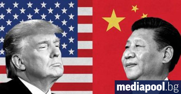 Тръмп и китайският президент Си Цзинпин Разривът между САЩ и
