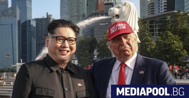 Докато Сингапур затяга сигурността за предстоящата среща между Ким Чен-ун
