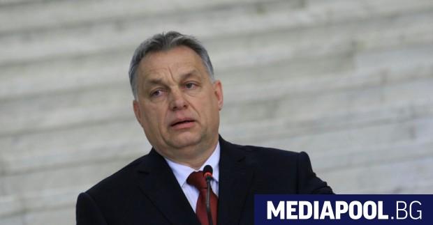 Виктор Орбан, сн. БГНЕС Парламентът на Унгария прие промени в