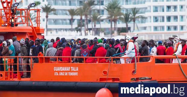 По-малко хора са потърсили убежище в Европейския съюз през миналата