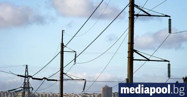Руската електроразпределителна компания Россети съобщи в късния следобед, че е
