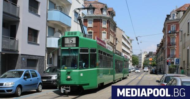 Автобусите на градския транспорт да се движат по обособените трамвайни