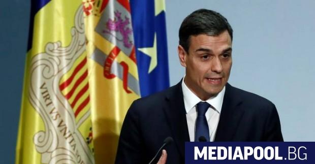 Педро Санчес Новото испанско правителство обяви днес, че е отворено