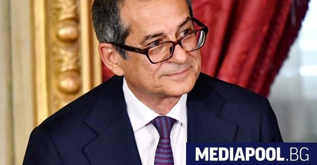Джовани Триа Сигналите за отслабване на икономиката в Италия и