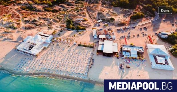 ДНСК откри 32 незаконни обекта на плажа в Слънчев бряг,