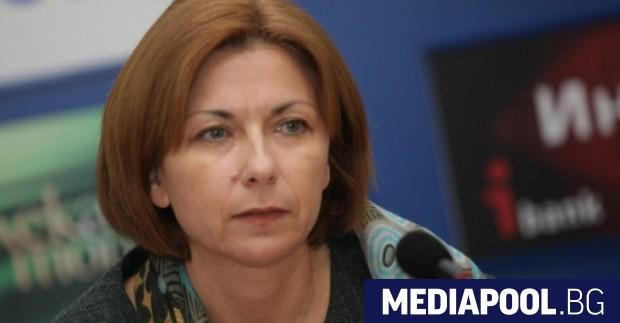 Снимка: Боряна Димитрова: Бунт у нас е почти невъзможен, защото няма доверие между хората