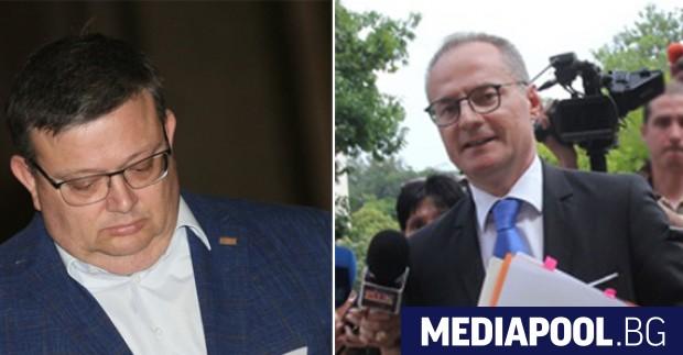 Има ново отчетливо покачване на напрежението между главния прокурор Сотир
