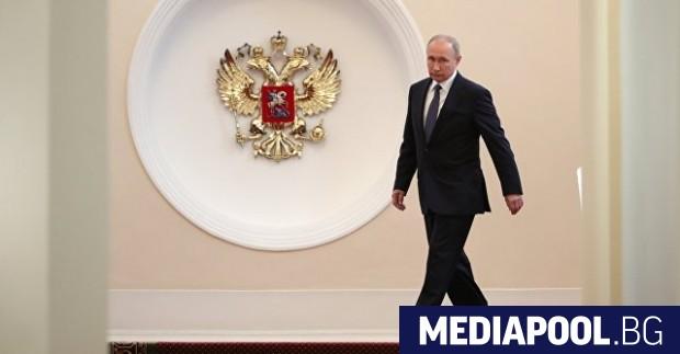 Владимир Путин Жителите на Русия не виждат алтернатива на Владимир