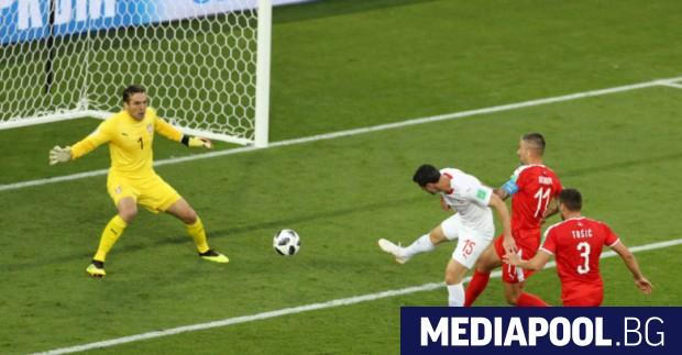 Швейцария спечели в петък вечер драматична победа на световното първенство,