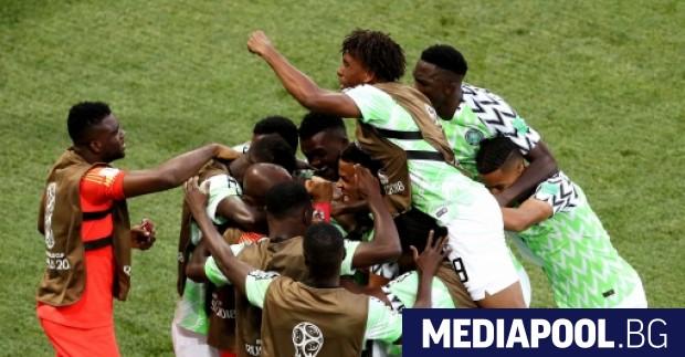 Нигерия постигна първа победа на Световното първенство в Русия с