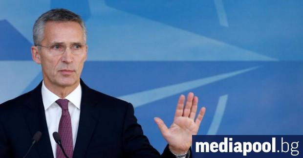 Йенс СтолтенбергГенералният секретар на НАТО Йенс Столтенберг каза, че очаква