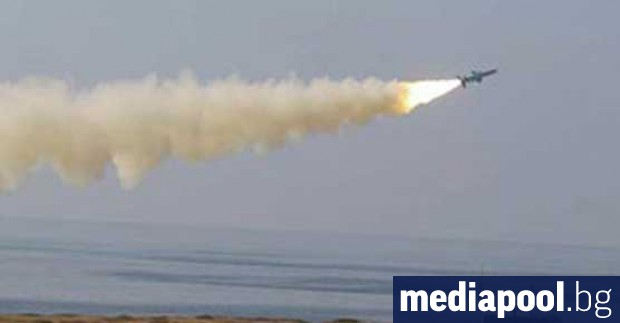 Отломки от пет ракети, изстреляни след юли 2017 г. по
