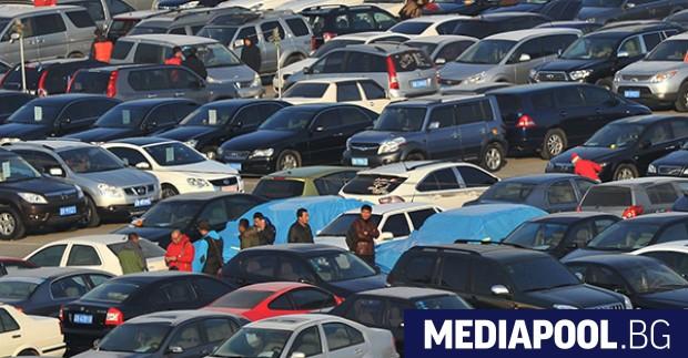 Усилията, които Китай полага за налагането на автомобилите с нови