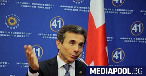 Бидзина Иванишвили Грузинският президент Гиорги Маргвелашвили подкрепи днес влиятелен милиардер