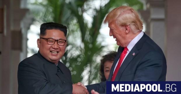На среща със севернокорейския лидер Ким Чен-ун в Пекин китайският