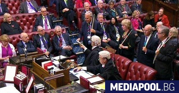 Горната камара на британския парламент одобри законопроекта на премиера Тереза