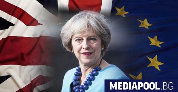 Тереза Мей Британското правителство съумя вчера да прокара в парламента