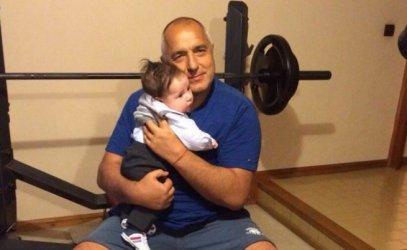 Премиерът Бойко Борисов стана дядо за втори път