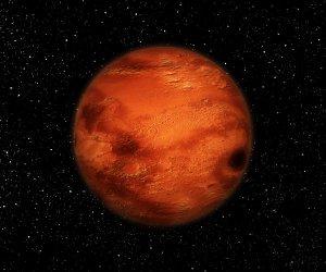 На Марс е открита вода в течно състояние