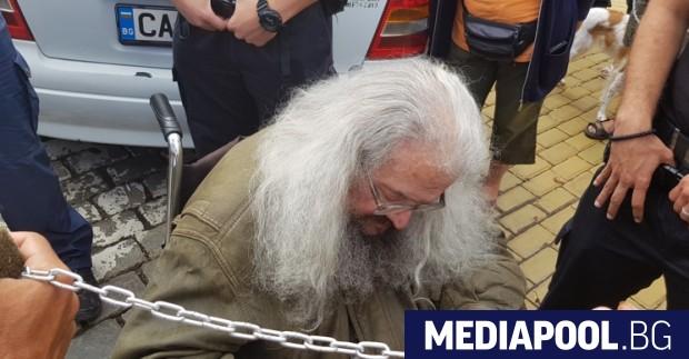 Снимка: БГНЕС Институциите обърнаха внимание на гладната стачка на известния