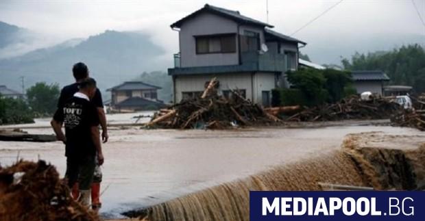 Япония разпореди евакуацията на хиляди жители от околностите на древната