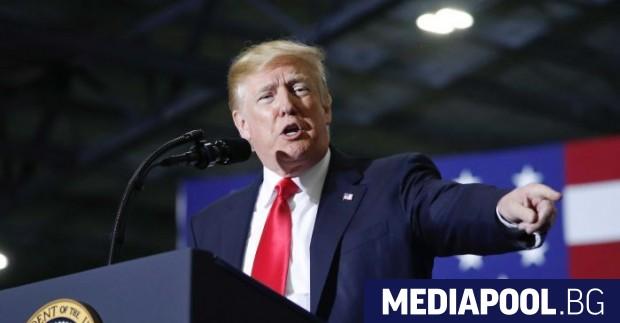 Президентът на САЩ Доналд Тръмп отново обвини ОПЕК, че не
