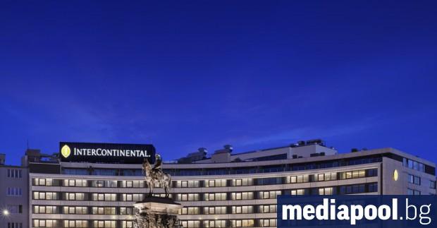Снимка: Световната хотелска верига ИнтерКонтинентал стъпи в София на мястото на Радисън