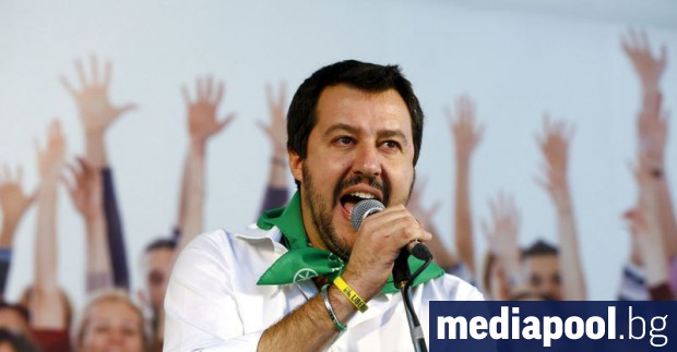 Матео Салвини Джордж Сорос няма таен план да напълни Европа