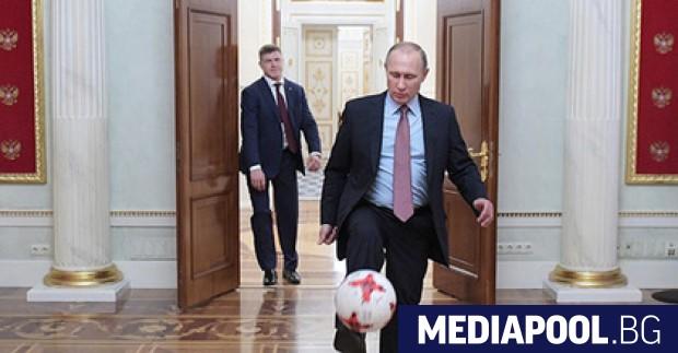 Снимка: Сборная на Путин вече победи