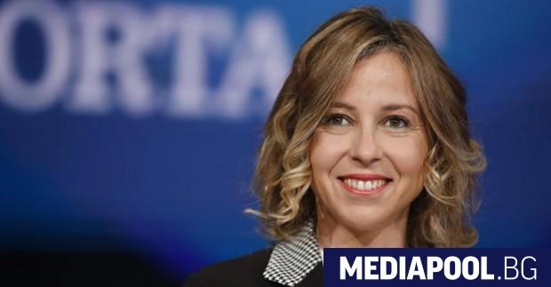 Джулия Грило, министър на здравеопазването на Италия Новото популистко правителство