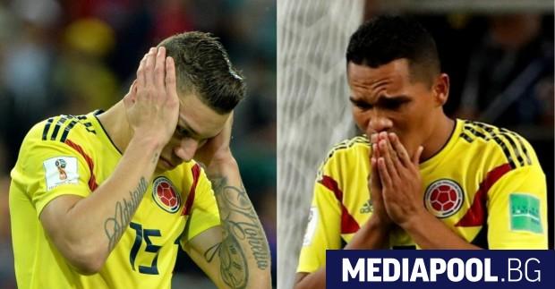 Снимка: Нови смъртни заплахи срещу футболисти на Колумбия