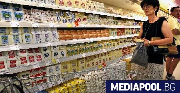 Имитиращите млечни продукти вече ще се продават само предварително опаковани