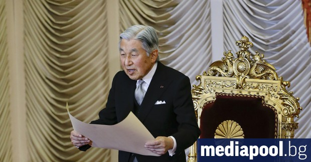 Японският император Акихито се е възстановил напълно след заболяването си