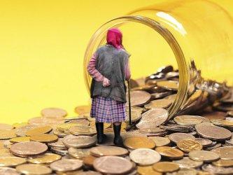 Повечето жени без пожизнена втора пенсия към 2021 г.