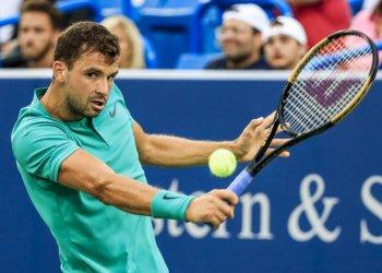 Григор Димитров отпадна в първия кръг на Откритото първенство на САЩ