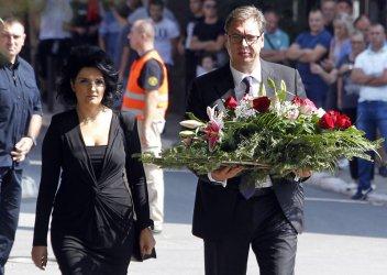 Вучич заяви в Косово, че Сърбия няма да напада никого