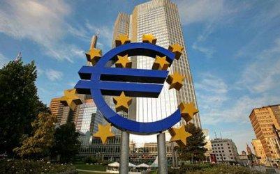 ЕЦБ смята, че по-бавният растеж на еврозоната ще е временно явление
