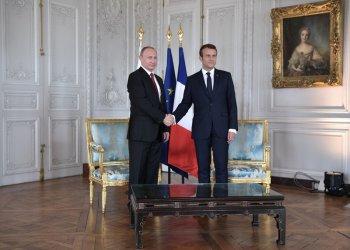 Макрон поканил Путин във Франция за 100-год. от края на Първата световна война