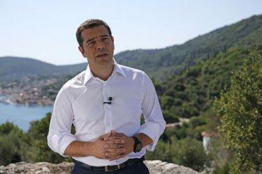 Гръцкият премиер: За родината ни днес изгрява нов ден