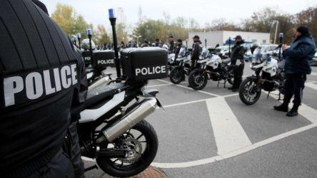 Лека кола блъсна моторизиран полицай в София