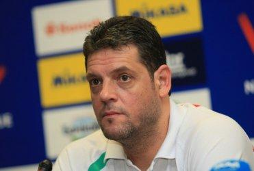 Пламен Константинов вече няма да е треньор на националния отбор по волейбол