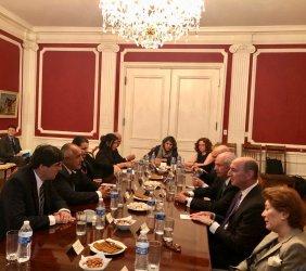 Борисов иска помощ от еврейската общност в САЩ за падане на визите за българи