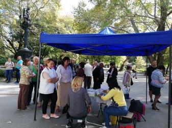 Над 340 души се изследваха безплатно за хепатит в Стара Загора